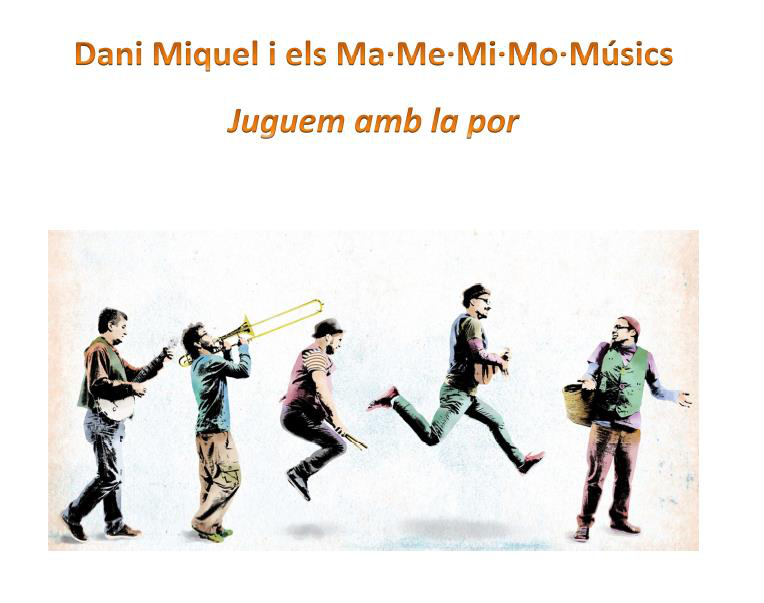 DANI MIQUEL, JUGUEM AMB LA POR