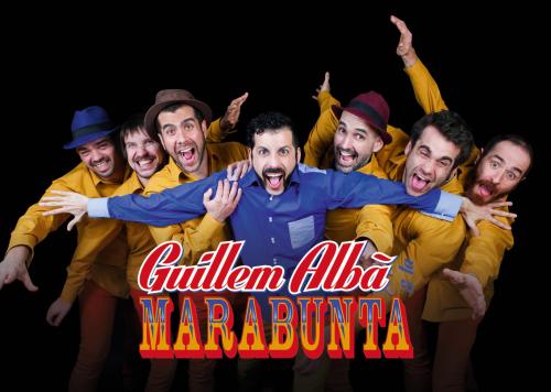GUILLEM ALBÀ I LA MARABUNTA