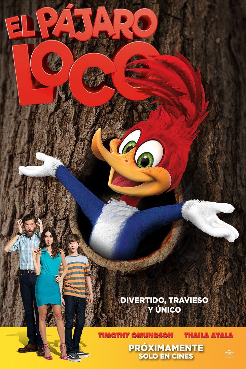 EL PAJARO LOCO, la película